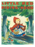 Little Red Riding Hood Art