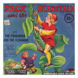 Jack Beanstalk Tops Photographic Print