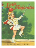 Little Majorette Photographic Print