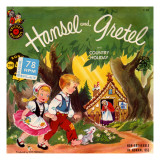 Hansel and Gretel Photographic Print