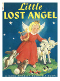 Little Lost Angel Prints