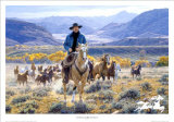 Good Horses and Wide Open Spaces Limited Edition by Tim Cox