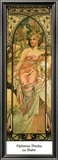 Morning Prints by Alphonse Mucha