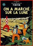 On a march&#233; sur la Lune (1954) Posters par Herg&#233; (Georges R&#233;mi) 