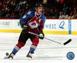 Colorado Avalanche Joe Sakic 2007-08 Action Photo