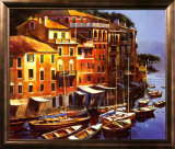 Mediterranean Port Prints by Michael O'Toole