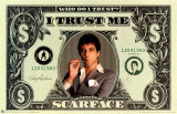 Scarface Masterprint
