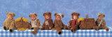 Teddy Bears Picnic Art par Anne Geddes