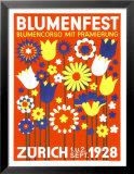 Bloomfest Zurich Posters