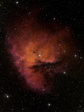 Bok Globules in Ngc 281 Photographic Print by Stocktrek Images