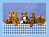Teddy Bears 2 Prints by Anne Geddes
