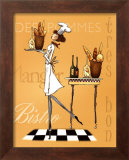 Sassy Chef IV Prints by Mara Kinsley