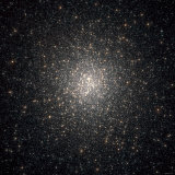 Massive Globular Cluster NGC 2808 Photographic Print by  Stocktrek Images