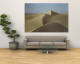 Sand Dunes Wall Mural by George F. Mobley