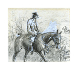 Tally-Ho Back Premium Giclee Print by  Snaffles