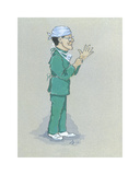 The Surgeon Premium Giclee Print by Simon Dyer