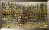 Water Garden Print by Robert Holman