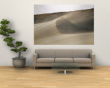 Wind Whips Sand Across a Dune Wall Mural by George F. Mobley