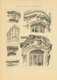 Motifs D'architecture Moderne I Premium Giclee Print by Schmidt Schmidt