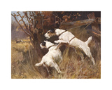 Hard Luck Boys Premium Giclee Print by Arthur Wardle