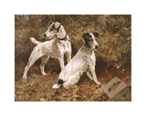 Ready For Anything Premium Giclee Print by Arthur Wardle