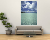 View of Rum Point on Grand Cayman, Cayman Islands, Caribbean Wall Mural by Robin Hill