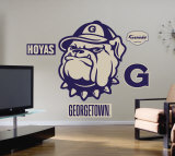 Georgetown Hoyas Logo- Fathead Wall Decal
