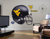 West Virginia Mountaineers Helmet- Fathead Wallstickers