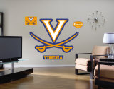 University of Virginia Logo- Fathead Wallstickers