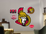 Ottawa Senators Logo- Fathead Wall Decal