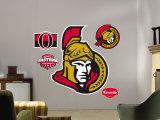 Ottawa Senators Logo- Fathead Väggdekal