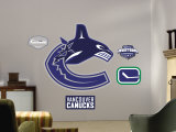 Vancouver Canucks  Logo- Fathead Wall Decal