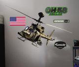 OH-58 Kiowa Warrior- Fathead Kalkomania ścienna