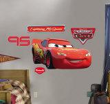 Flash McQueen - Autocollant mural géant Adhésif mural