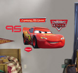 Lightning McQueen- Fathead Wall Decal