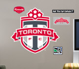 Toronto FC Logo- Fathead Decalque em parede