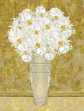 Bouquet of Daisies III Posters by Ailix Honnekker