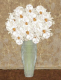 Bouquet of Daisies I Print by Ailix Honnekker