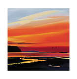 Waterloo Sunset Collectable Print by Pam Carter
