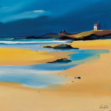 The Old Croft, Tiree Limited Edition by Pam Carter
