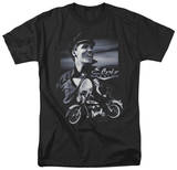Elvis - Motorcycle T-Shirt