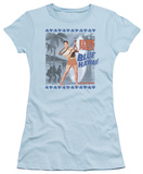 Juniors: Elvis - Blue Hawaii Poster Shirt