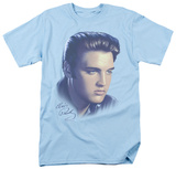 Elvis - Big Portrait T-shirts
