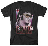 Elvis - 70's Star T-Shirt