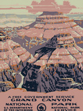 Grand Canyon National Park, c.1938 Art