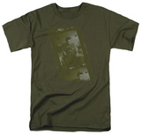 Elvis - Army T-shirts