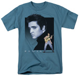 Elvis - Blue Rocker T-Shirt