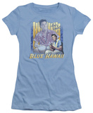 Juniors: Elvis - Blue Hawaii T-shirts