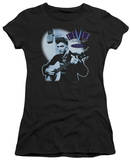 Juniors: Elvis - Hillbilly Cat T-Shirt