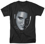 Elvis - Big Face T-shirts